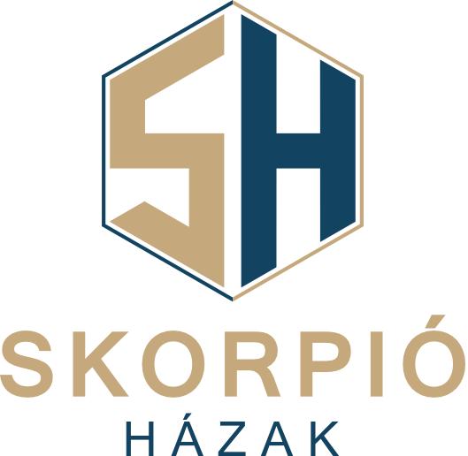Skorpió Házak logó
